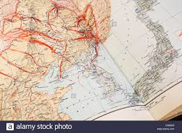 Ww2 Europe Map World War 2 Map Stock Photos U0026 World War 2 Map Stock Images Alamy