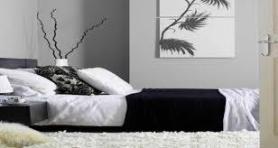 chambre a coucher noir et gris le sommier du lit pour chambre à coucher archzine fr