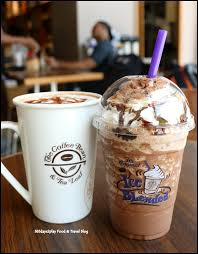 Coffee Bean Blended the coffee bean and tea leaf new food and drinks 365days2play