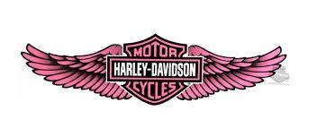 ladies harley riding boots dc339077 harley davidson pink straight wing b u0026s 3x decal