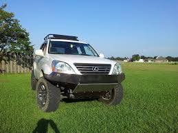 lexus gx off road review any interest for gx470 offroad parts page 2 clublexus lexus