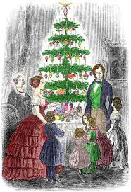 Decoration For Christmas In France by Victorian Christmas Tree First Christmas Tree
