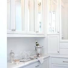 mirrored kitchen cabinets mirrored kitchen cabinets garno club