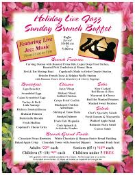 Easter Brunch Buffet Menu by Ready For The Best Easter Sunday Brunch In Atlanta
