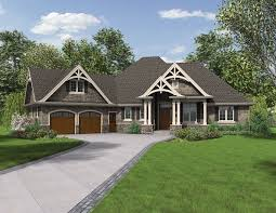 craftsman ranch house plans craftsman plan with 2233 square feet and 3 bedrooms from dream home