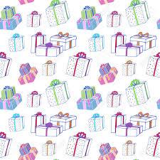 christmas present sketch christmas present box cartoon sketch