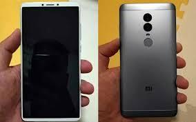 Xiaomi Redmi 5 Plus Xiaomi Redmi 5 Plus On Images Leaked Shows Thin Bezels And