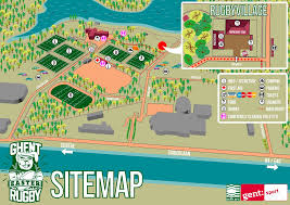 The Domain Map Ghent Easter Rugby 2017