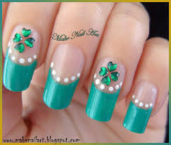 make nail art march 2014