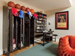 Lockers For Home by Furniture Lovely Basketball Decor For Boys Room 47 For With