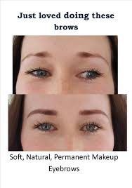 tattoo eyebrows lancashire permanent makeup for eyebrows eyeliner 3d hairstroke ombre