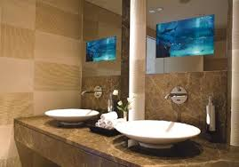 mirror bathroom tv bathroom tv mirror bathrooms
