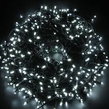 500led 100m string fairy lights christmas tree lamp xmas party