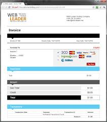 Invoice Templates Pdf Download Php Invoice Template Pdf Rabitah Net