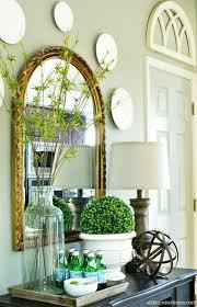 foyer table decor BM Furnititure