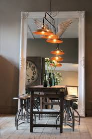 dining room wall mirrors decoration ideas delectable home interior decoration using curved