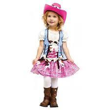 Kids Cowgirl Halloween Costume Toddler Cowgirl Costume Ebay