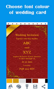 Marriage Cards Wedding Card Maker Android Apps On Google Play