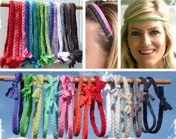 braided headbands comfortable braided headbands diy easy made from t