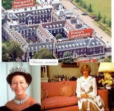 apartment 1a princess margaret u0027s and diana u0027s apartment in