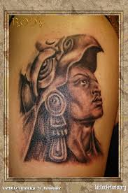 azteca tattoos pictures to pin on pinterest tattooskid