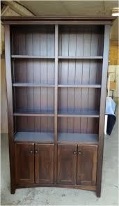 Double Bookcase Bookcases