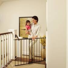 Baby Safety Gates For Stairs Wrought Iron Gates
