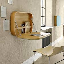 Fold Away Desk by Wall Mounted Folding Desk Amazoncom Haotian Wallmounted Dropleaf