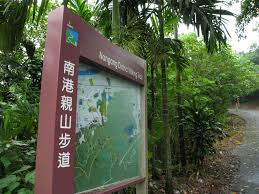 canap駸 4 places nangang mountain system nangangshan hiking trail taipei travel
