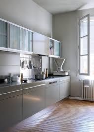 comment am駭ager une cuisine en longueur aménagement cuisine en longueur