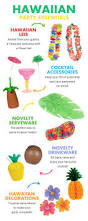 Party Decorations To Make At Home by Best 25 Hawaiian Party Decorations Ideas On Pinterest Luau