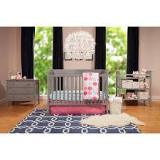 ava 4 piece nursery set grey walmart com