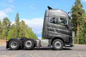 new volvo commercial tammisaari finland u2013 july 20 2013 new volvo fh16 600 truck