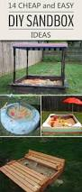 14 cheap and easy diy sandbox ideas with tutorials