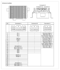 kia radio wiring diagrams kia wiring diagram schematic