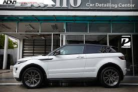 white land rover black rims range rover evoque adv10 mv2 cs wheels adv 1 wheels
