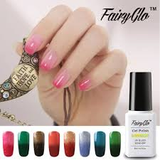 amazon com fairy glo pick any 10 colors gel nail polish soak