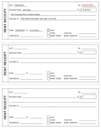 rent receipt template madinbelgrade