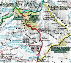 maryland byways map sawtooth scenic byway idaho scenic byways