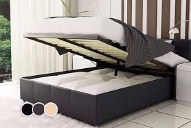 30 discount storage ottoman gas lift up double bed frame