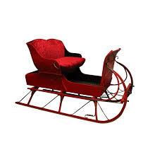 santa sleigh for sale asheville event services pri productions