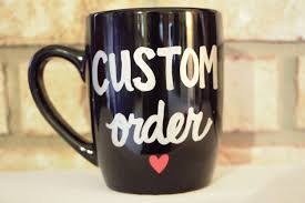 custom mug custom coffee mug custom tea cup personalized