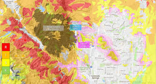 Colorado Wildfire Status by Five Areas With Higher Wildfire Risk Than You Might Think Redzone