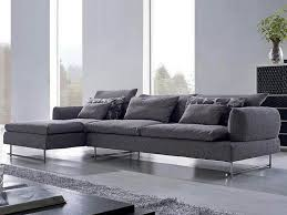 Grey Modern Sofa Sofa Large Sectional Sofas Large Sectional Sofa Couches
