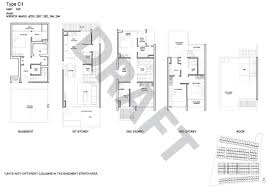 Northpark Residences Floor Plan by Belgravia Villas Young Properties