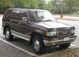 gallery of all models of isuzu isuzu wizard lse 32 v6 isuzu aska