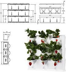 vertical home gardens modular stacking green wall system