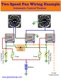 automotive electric fans new fan relay wiring diagram saleexpert me