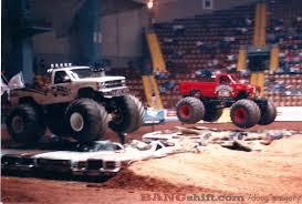 bigfoot the monster truck videos bangshift com monster truck action