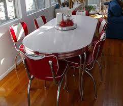 vintage kitchen table u2013 home design and decorating